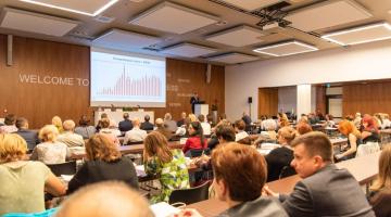 Jubilejní Luklův kardiologický den přivítal v Olomouci stovky špičkových odborníků