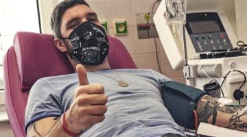 Transfuzní oddělení FN Olomouc odběry nezastavilo! Krev je stále potřeba