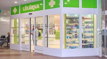 Pohotovostní lékárna ve FN Olomouc bude otevřená i během Velikonoc
