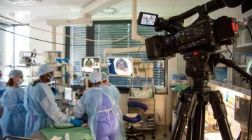 První online endoskopický workshop Olomouc Live Endoscopy přilákal na 300 účastníků