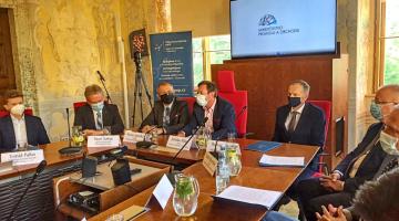 Univerzita Palackého digitálně propojí zdravotní vědce s firmami zcelé Evropy, na projektu spolupracuje i FN Olomouc