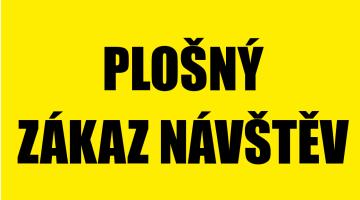 Fakultní nemocnice Olomouc od soboty 26. září 2020 vyhlašuje plošný zákaz návštěv