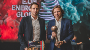 Novostavba II. interní kliniky FN Olomouc vítězem ekologické soutěže E.ON Energy Globe