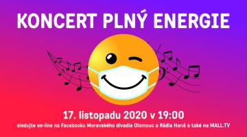 Jeviště Moravského divadla se promění v energií nabité pódium, chystá koncert věnovaný zdravotníkům