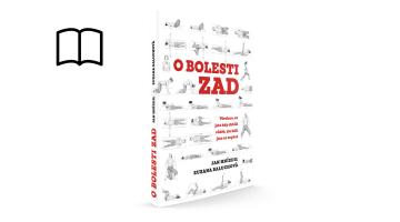 #KnihaTydne | Jan Hnízdil, Zuzana Baluchová: O bolesti zad