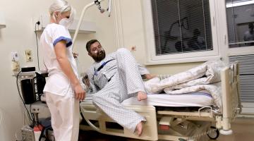 Jak probíhá vyšetření ve spánkové laboratoři?