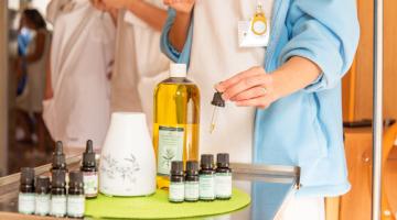 Aromaterapie na porodním sále