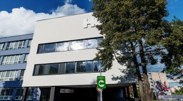 Ambulantní pavilon HOK se stal Stavbou Olomouckého kraje 2020