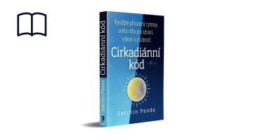 #KnihaTydne   Cirkadiánní kód - Satchin Panda
