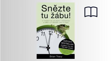 #KnihaTydne | Snězte tu žábu - Brian Tracy
