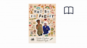 #KnihaTydne | Hoď se do pogody - Sandra Pogodová, Richard Pogoda