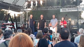 Výtěžek z koncertu Davida Kollera věnovala Šantovka na podporu projektu Ambulance aktivního zdraví