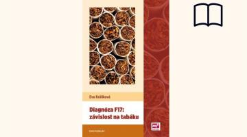 #KnihaTydne   Eva Králíková. Diagnóza F17-Závislost na tabáku