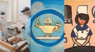 Výstava fotografií a obrazů v Šantovce bude poděkováním zdravotníkům